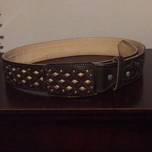 Authentic Mexican belt